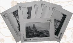 Set of postcards «Sillamäe»