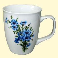 Mug: Cornflowers