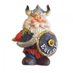 Magnet Viking with a sword