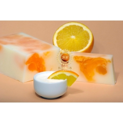 Soap «Orange with Yogurt»